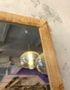 Настенное и напольное зеркало в деревянной раме во весь рост