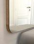 большое настенное зеркало